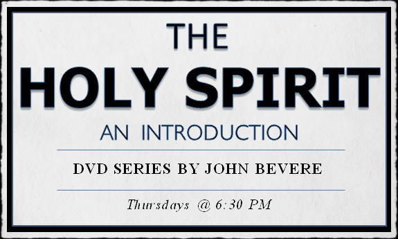 The Holy Spirit, Intro